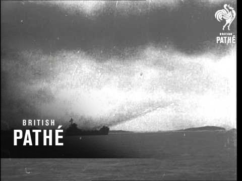 Inchon Landings - First Pictures (1950)