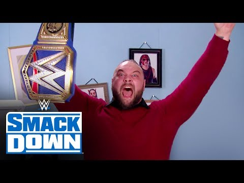 Bray Wyatt accepts Daniel Bryans challenge for the Universal Title: SmackDown, Nov. 15, 2019