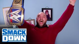 Bray Wyatt accepts Daniel Bryan's challenge for the Universal Title: SmackDown, Nov. 15, 2019