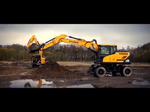 Hyundai Construction Equipment - Le Journées Françaises