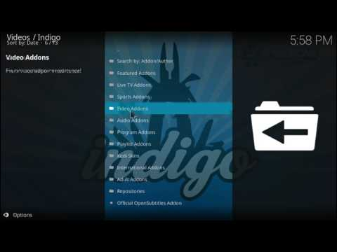 How to install Primewire 1channel on kodi 17 using Indigo application 2017