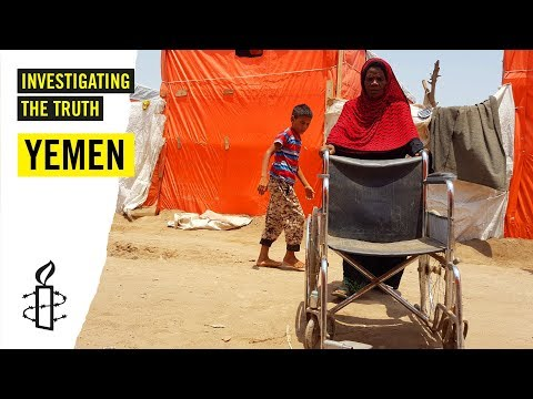 YEMEN:  Living with Disabilities in Armed Conflict