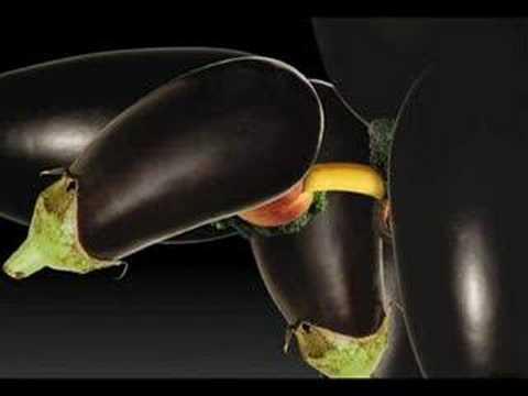 Фото секса с фруктами
