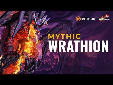 Method VS Wrathion, The Black Emperor - Mythic Ny'alotha
