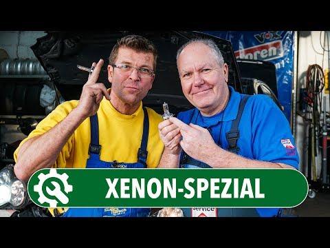 Xenon-Spezial   Warum sind Xenon-Scheinwerfer so teuer? Und sind sie besser als Halogen (H4/H7)?