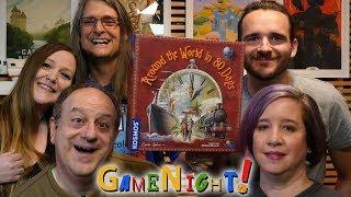 Around the World in 80 Days - GameNight! Se7 Ep14