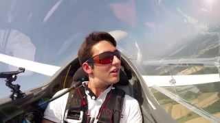 Mathias Wersonig - Österreichs zukünftiger Segelflugweltmeister