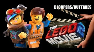 The LEGO Movie 2 - Bloopers/Outtakes