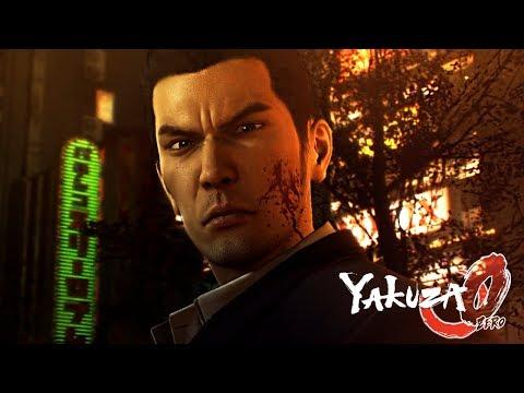 «Yakuza 0» — Глава 1 — «Связанные клятвой» ч.1