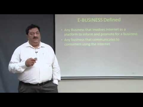 Types of eBusiness