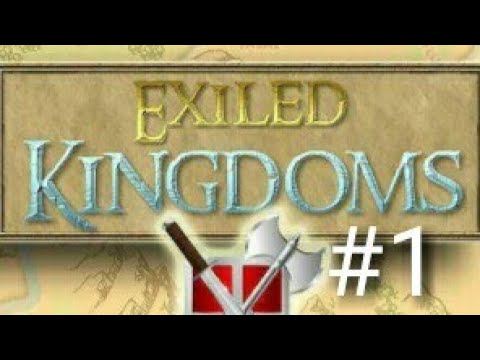 exiled kingdoms rpg прохождение