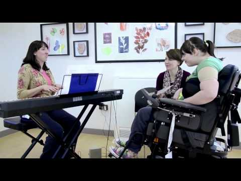 Music Therapy at The Children's Trust, Tadworth