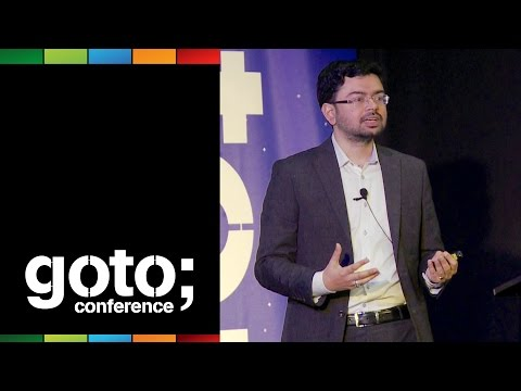 GOTO 2016 • Data as a Creative Raw Material: the Fusion of Design, Data & Science • V. Venkatraman