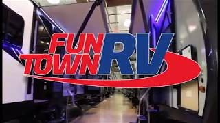 Fun Town RV - Nation's #1 towable RV dealer, with locations across Texas and Oklahoma.