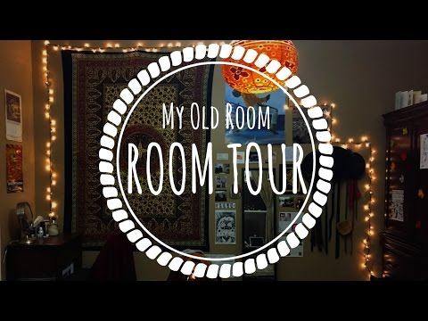 Room Tour: My Old Room    V Marie