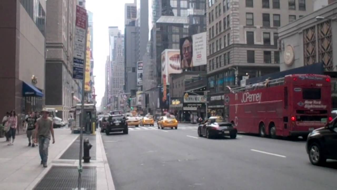 New York Street View Youtube