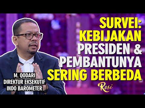 Hasil Survey, Banyak Yang Tak Puas Dengan Kinerja Jokowi Di Pandemi - ROSI