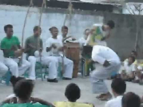 Capoeira from Dili, East Timor