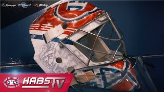Charlie Lindgren explains the meaning behind his mask | Gear Heads