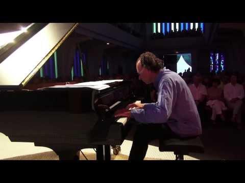 Franz Liszt Légende n°2   François-René Duchable CFMF  7/07 2013