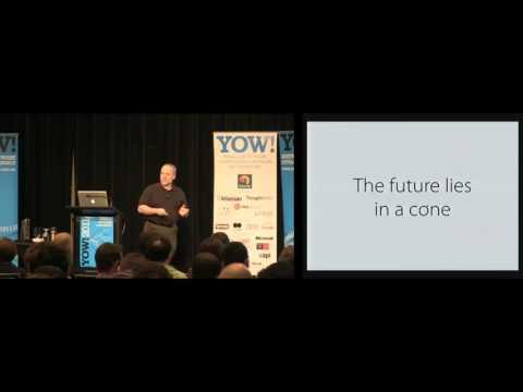 YOW! 2011 Damian Conway - Temporally Quaquaversal Virtual Nanomachine