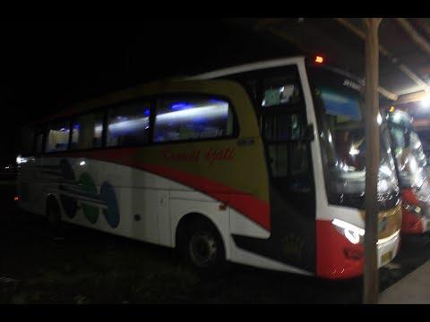 Trip Report Kramat Djati Executive 6 Jakarta - Solo, Perdana Naik Kramat Djati