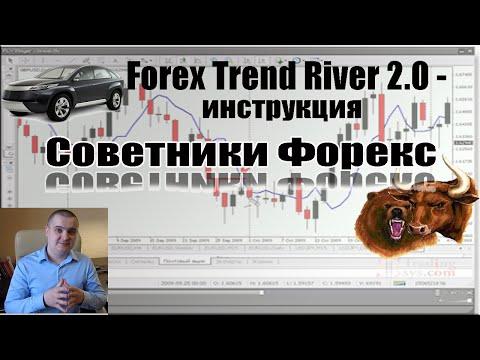 Советник форекс Forex Trend River 2.0 - инструкция.