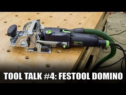 Tool Talk #4: Festool Domino DF 500 Q