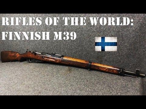 Rifles of the World: Finnish M39 Mosin Nagant