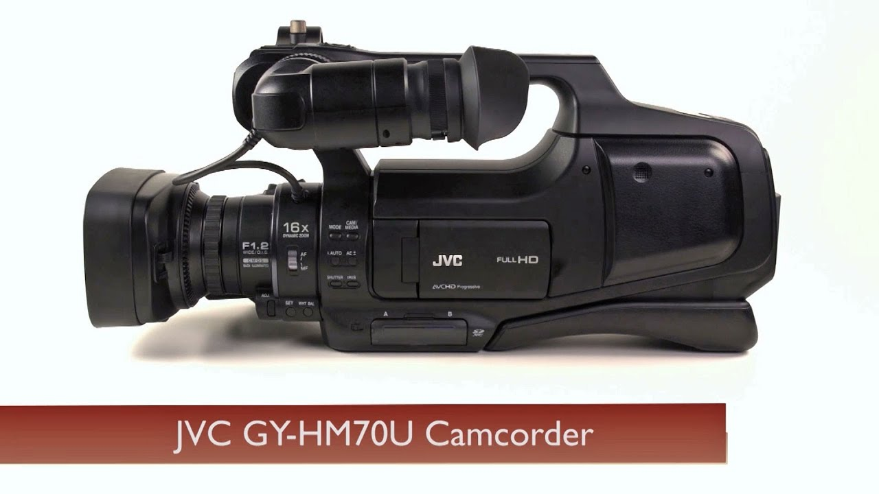jvc gy hm70u youtube rh youtube com JVC Camera Parts JVC Camera Clip Art