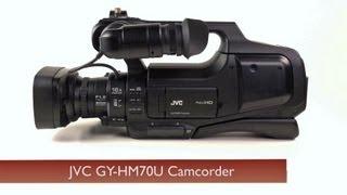 JVC GY-HM70U