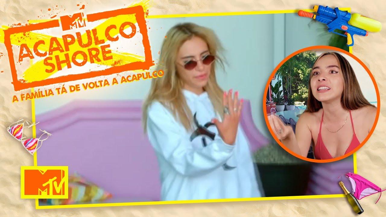 Alba amanhece em busca de sua calcinha | MTV Acapulco Shore T8