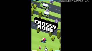Crossy road como desbloquear o palhaço e alguns avisos