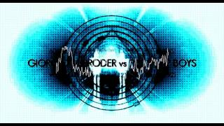 Giorgio Moroder vs Pet Shop Boys - Vocal Racer (Very Extended 12
