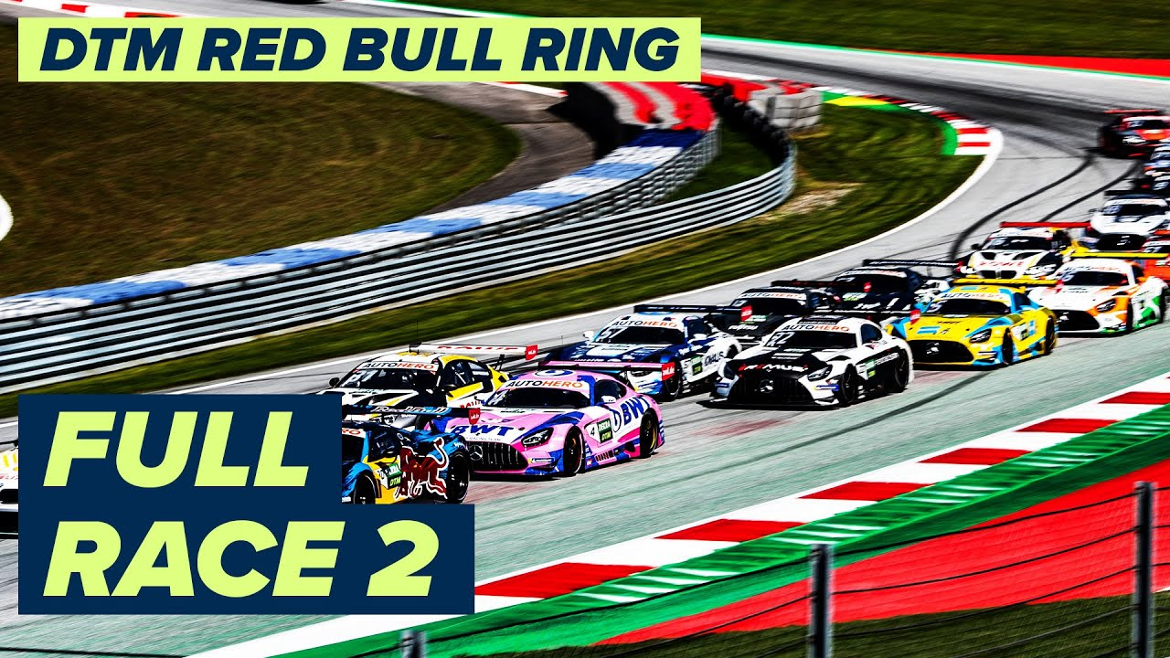 Download RE-LIVE   DTM Race 2 - Red Bull Ring   DTM 2021