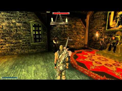 Прохождение Gothic Часть 12 - Лучшее оружие в игре