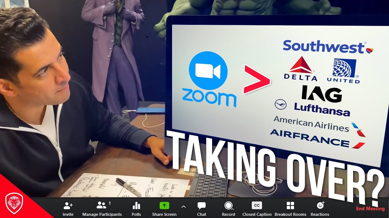 Zoom – The Future of Pandemic Proof Companies