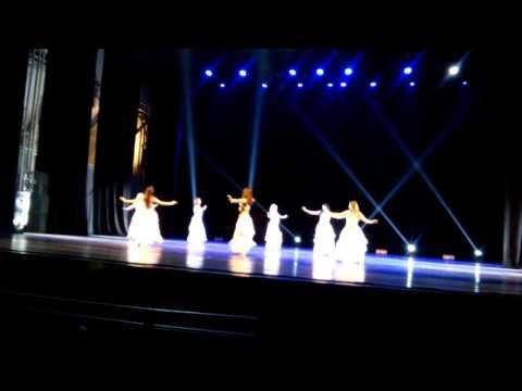 Dança do Ventre Academia Nikkei - Ópera de Arame 2015
