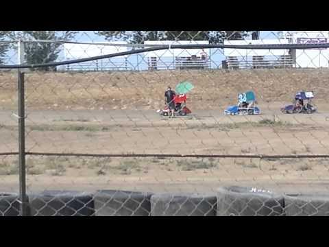 Ayden Conely #95 Main Event at Sandhollow Raceway