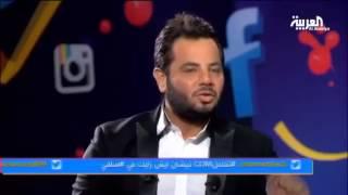 الإعلامي نيشان: أتمنى استضافة راشد الماجد ورابح صقر وعبدالمجيد