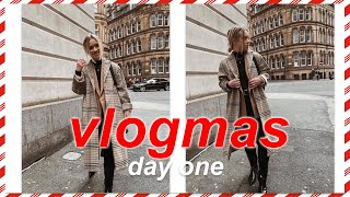 🎄 VLOGMAS 01. EXPLORING THE CHESTER CHRISTMAS MARKETS 🎄 Lucy Love