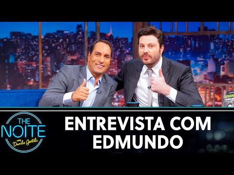 Entrevista com Edmundo  The Noite 100619