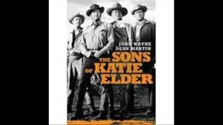 ELMER BERNSTEIN - THE SONS OF KATIE ELDER - THE HALLELUJAH TRAIL