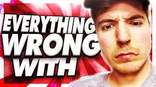 Everything Wrong With MrBeast