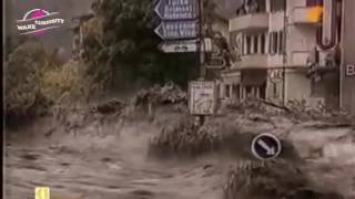 Amazing Monster Flash Flood Caught On Camera ✔P74