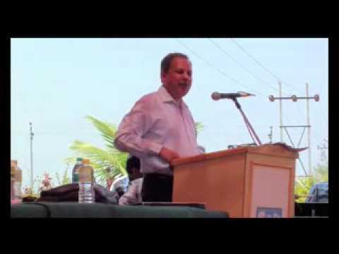A Speech by M.Nanjundaswamy IPS on Tirulugannada at Karnataka University Dharwad. Part 4