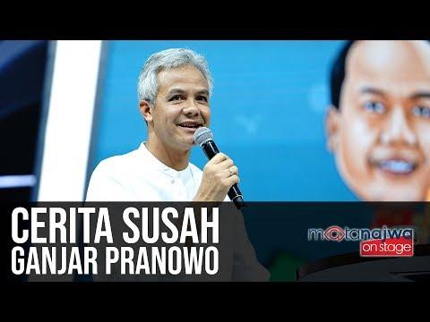 Cerita Anak Kampung: Cerita Susah Ganjar Pranowo (Part 2) | Mata Najwa