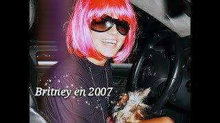 Todo sobre el MENTAL BREAKDOWN de Britney Spears (2007) 1ª PARTE   Sugarfall