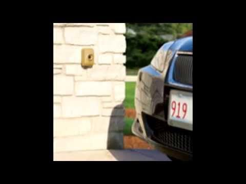 DCMA-4000 Driveway Alarm Video Overview 1