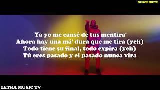 Te Bote Remix !LETRA¡ Ozuna Ft  Bad Bunny, Casper, Nio García, Darell y Nicky Jam
